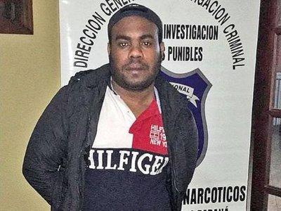 Brasileño detenido en Alto Paraná sería un peligroso narcotraficante