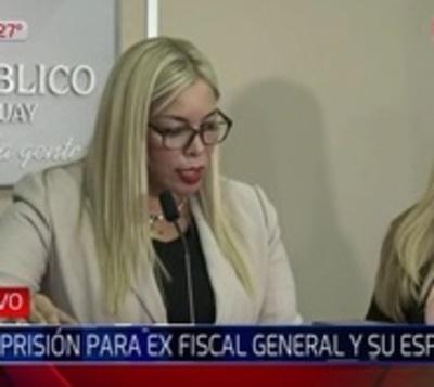 Más de G. 3.500 millones sin justificar por Díaz Verón y su esposa