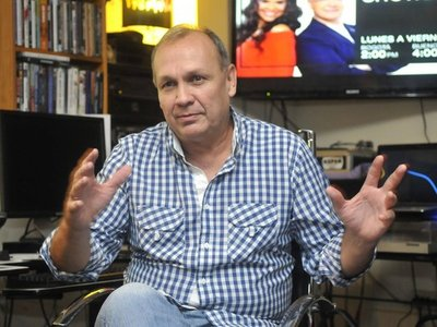 """Mario Ferreiro advierte de """"ataque violento"""" a su casa"""