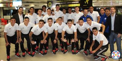 Selección Sub 18 viajó a Japón para Copa SBS