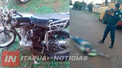 INVESTIGAN HOMICIDIO CULPOSO DE ARROYO PORÃ.