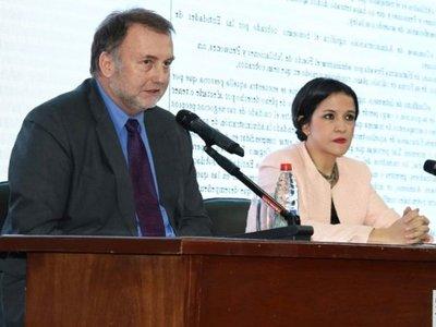 Benigno califica de criminal proyecto que  equipara  sueldos y pensiones
