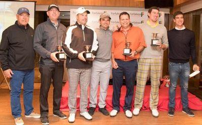 Fabio y Fabrizio ganan la Copa Fortaleza de golf