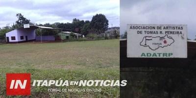 ASOC. DE ARTISTAS DE Ma. AUXILIADORA RECIBE IMPORTANTE DONATIVO DE LA COMUNA.