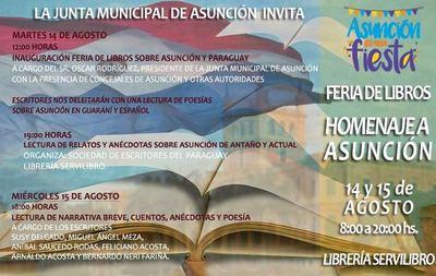 Habrá feria de libros, hoy y mañana en Plaza Uruguaya