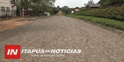 CNEL. BOGADO: MILLONARIA EJECUCIÓN DE OBRAS CON RECURSOS MUNICIPALES.
