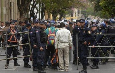 Policía hará cumplir la ley del Marchódromo en asunción de Marito