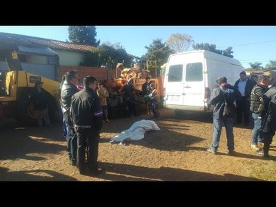 BUSCAN ESCLARECER MUERTE DE JOVEN EN ARROYO PORA
