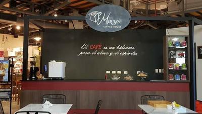 Mary´s Coffee House ahora también en Marketplace