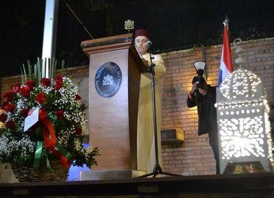 La Embajada de Marruecos festejó un nuevo aniversario de la entronización de Mohamed Vl