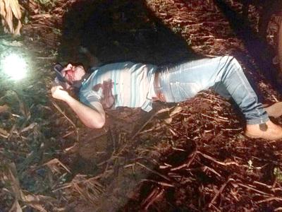 Peón de estancia es asesinado de un escopetazo en extrañas circunstancias
