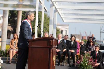 Lea el discurso íntegro del presidente Abdo Benítez