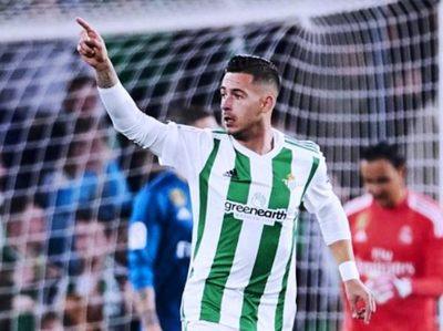 Sergio León, una esperanza de gol para el Betis