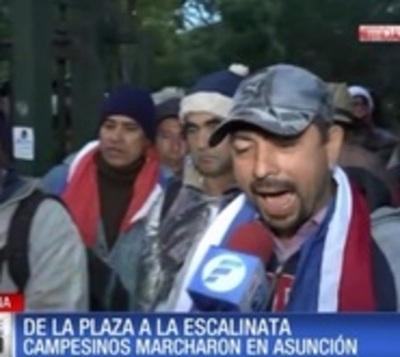 Manifestantes expresaron sus molestias por los límites impuestos