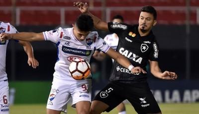Nacional busca la clasificación en Brasil ante Botafogo