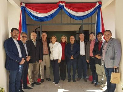 Inauguran oficinas zonales del Senacsa para mejorar los servicios a productores de Canindeyú