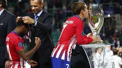 Atlético de Madrid vence por 4 a 2 al Real Madrid y es Súper Campeón de Europa