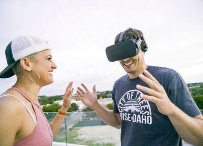 La realidad virtual llega al mundo del fitness