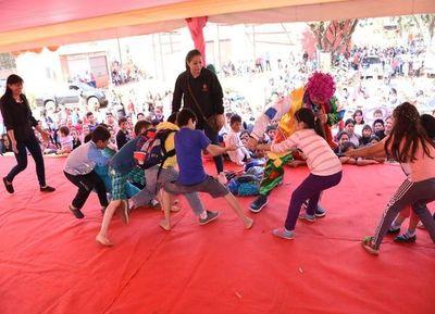 El Día del Niño alegró a todos los peques del país