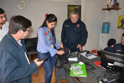 Policías detenidos por extorsión son imputados por dos ilícitos