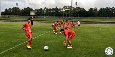 Paraguay debuta en cuadrangular