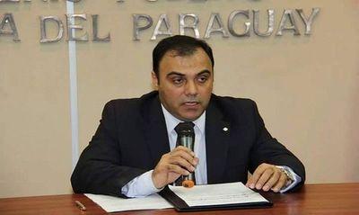 Ministerio Público incauta documentos de Díaz Verón
