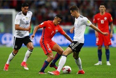 Chile busca la gloria ante una hambrienta Alemania