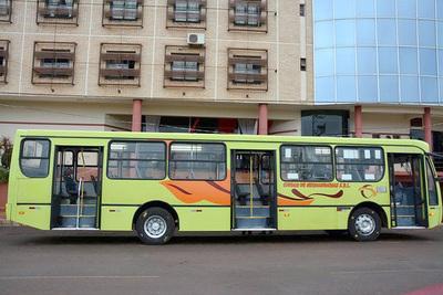 Empresa de transporte deja de operar por falta de habilitación de Dinatran