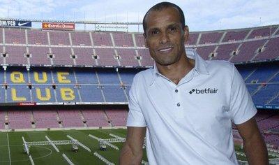 El mejor entrenador de Europa, según el brasileño Rivaldo