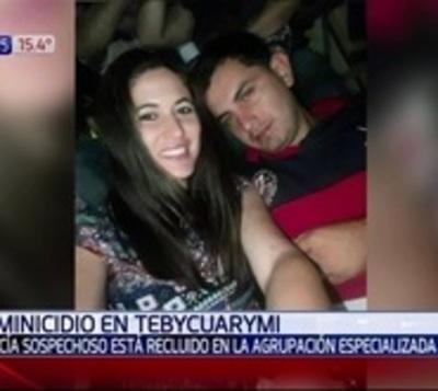 Imputan a policía sospechoso de asesinar a su pareja