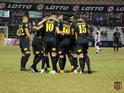 Guaraní avanza en la Copa Paraguay