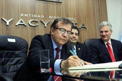 Apertura al diálogo para la defensa de los intereses nacionales, anunció director de la EBY