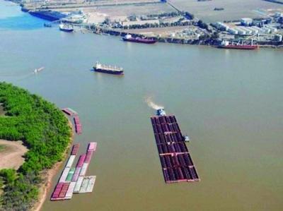 Liberaron agua de las represas para aumentar el caudal y facilitar la exportación de arroz