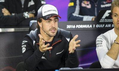 Alonso reaparece en Silverstone