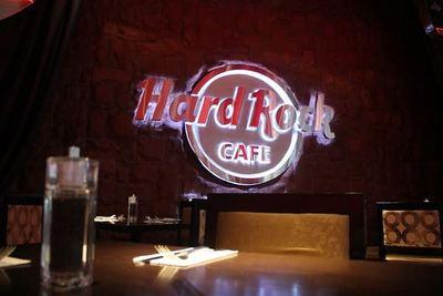 Conociendo el Hard Rock Café Asunción