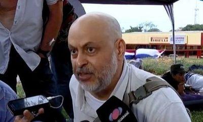 Payo Cubas pasa por control de la PMT y es multado