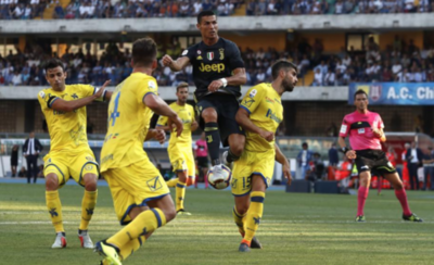 HOY / Juventus y CR7 arrancan bien la Serie A italiana