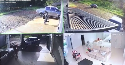 Imputan a uno de los chilenos atropellados durante tentativa de robo