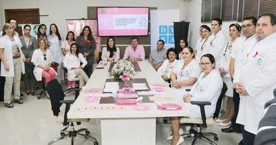 Tesãi con aranceles al costo para detección de cáncer de mama