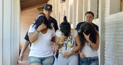 Procesan a tres mujeres por hurto agravado y piden prisión