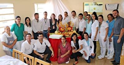 Hospital Tesãi de Yguazú festeja 11 años de aniversario