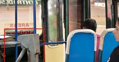 Empresa de transporte se burla de los discapacitados