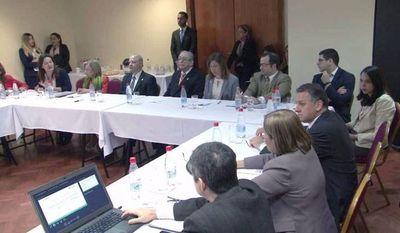 Presentan informe de avances a Ministros