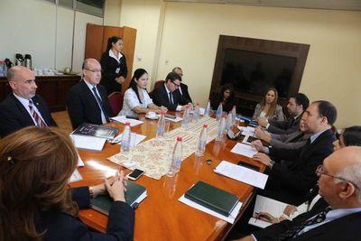 CAJ se reunió con miembros del Plan de Optimización