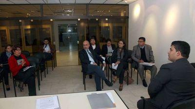 Sistematización de procesos del servicio de Asesoría a Prueba