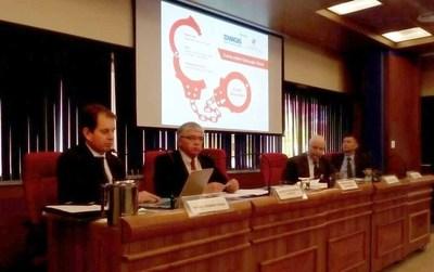 Juez intercambia experiencias sobre ejecución penal