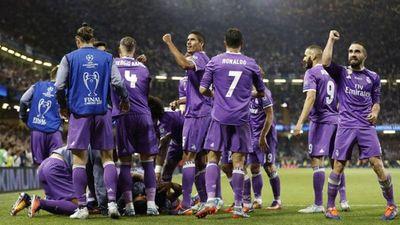 Real Madrid bicampeón de la Champions