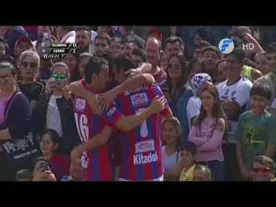 Cerro gana el Clásico de La Lupa en Minga Guazú