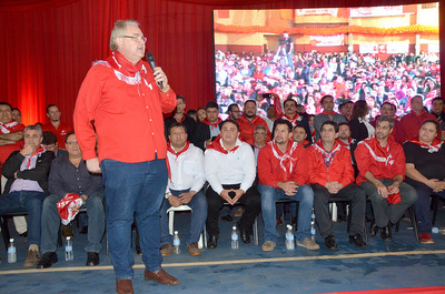 Grandes referentes del oficialismo colorado pasarán a Añetete, afirma González Vaesken