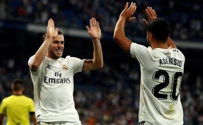 Bale asume el reto